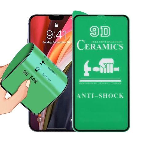 Folie Ceramica Curbata 11D 9H 0.1MM - Iphone 12 / MINI / PRO / PRO MAX
