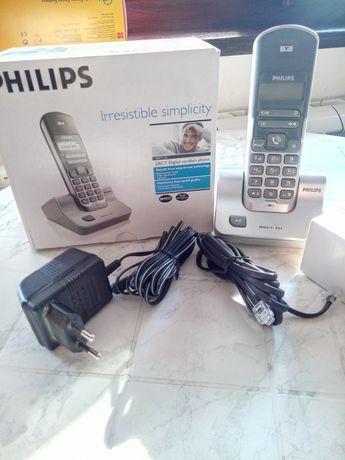 Безжичен стационарен телефон Филипс