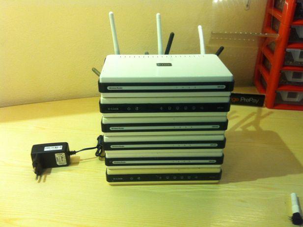 Vand router Dlink dir 655 6 bucati