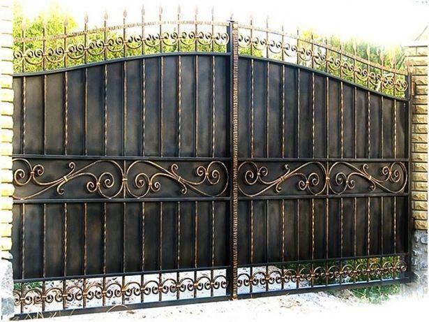 Ковка, кованные изделия, ворота, заборы, мангалы, оградки, лестницы