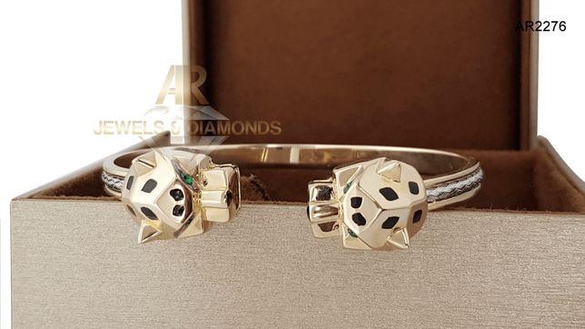 Bratara Aur 14 K model nou deosebit tip Clema ARJEWELS&DIAMONDS(AR2276