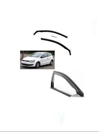 Ветробрани VW Polo (2009-2017)- 3 врати-  (2бр. в комплект)