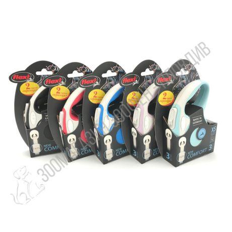 Flexi Comfort New Cord/Tape - XS, S, M, L - Различни разцветки