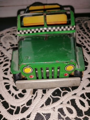 Mașinuță de colecție metalică jeep