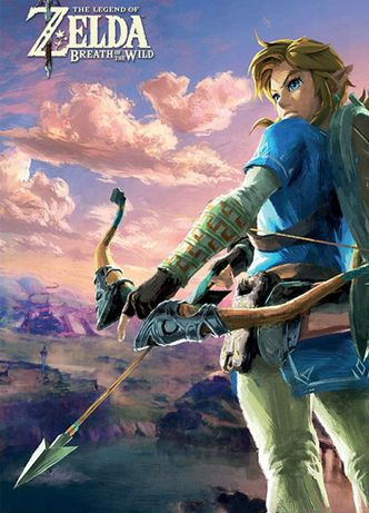 The Legend of Zelda Breath of The Wild pentru Nintendo Switch