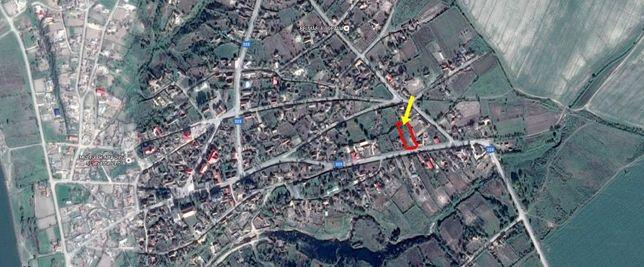 Teren intravilan 800 mp in apropiere de Dunare