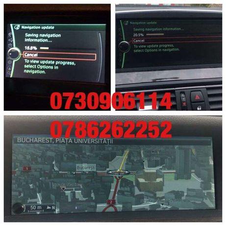 BMW Premium CIC DVD Navigatie Harti BMW 2020 Seria 1,3,4,5,6,7,X5,X6