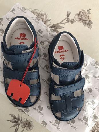 Нови детски сандали Elefanten 24 номер