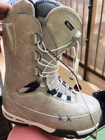 Snowboar boots femei Nitro Faint TLS+Placa Head de 147 cm