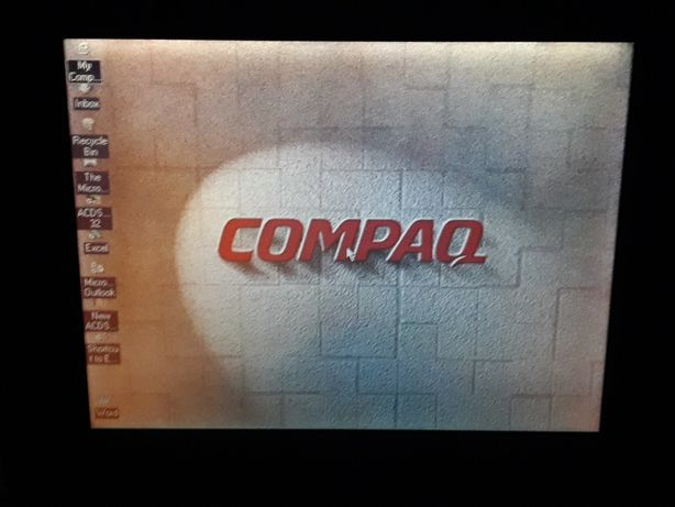Laptop vechi de colecție, Compaq Contura 430C