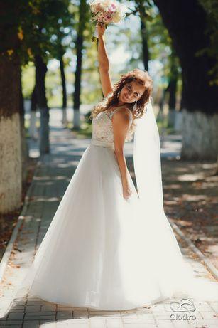 Vand rochie de mireasă tip A-line