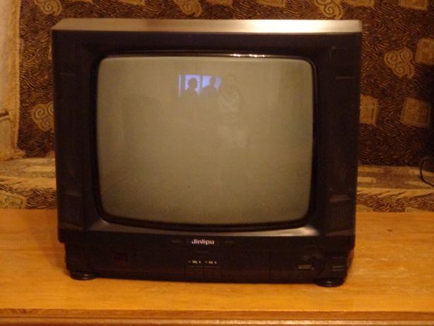 продам черно-белый телевизор б/у. Диагональ 45 см.