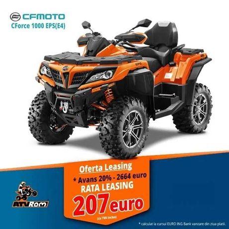 ATV CF Moto 1000 EPS 2021 (TGB, Polaris, Can Am)