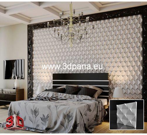 3D ПАНЕЛИ, декорация на стени и тавани, стенни облицовки №0118