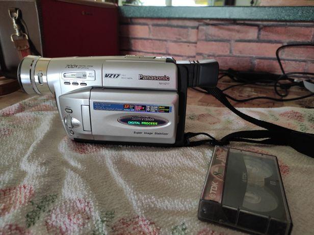 Cameră video Panasonic foarte puțin folosit , baterie slabă.