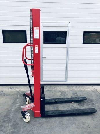 Stivuitor Manual Hidraulic cu Ridicare