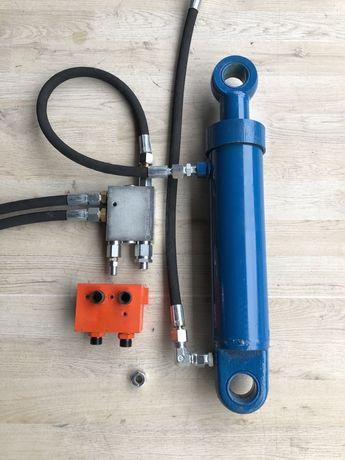 Chit plug reversibil,supapa plug,cilindru plug