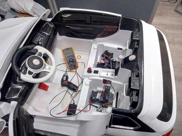 Ремонт электромашинок моноколес электроколес сигвеев электроскутера