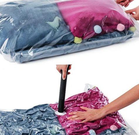 Вакуумный пакет для вещей . Бесплатная доставка по городу Алматы