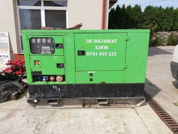 De Inchiriat Generatore de la 3kw - 32KW