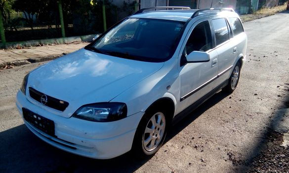 opel astra G 1.7DTI -75кс/2005г/ -на части
