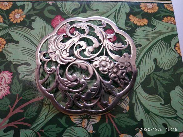 Нови вносни брошки Холандия сребро