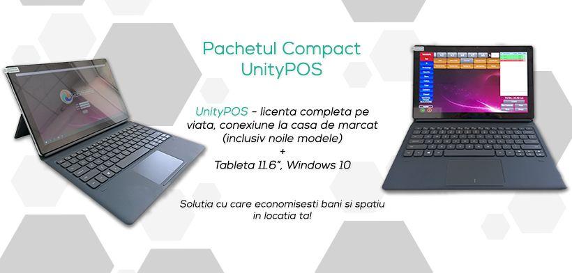 Sistem POS pe Tableta Vanzare Gestiune bar stand conexiune casa marcat Pitesti - imagine 1