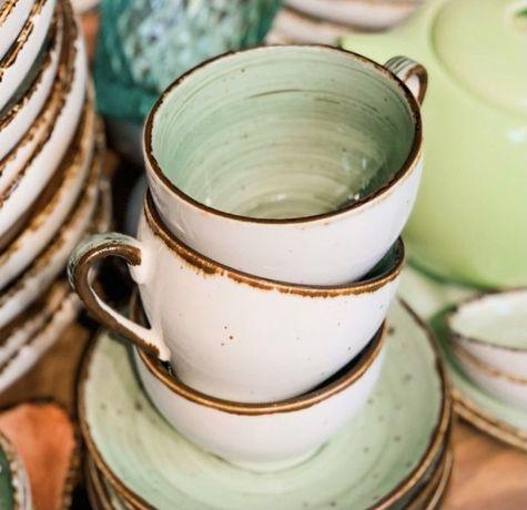 Посуды керамические, фарфоровые