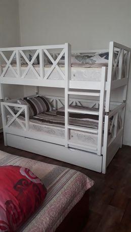 Продам детский кровать трансформер срочно