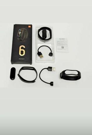 Mi band 6 smart watch смарт часы новый