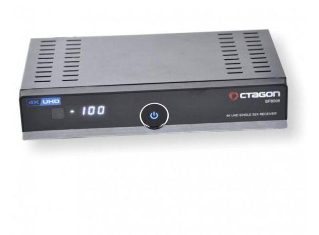 Octagon SF8008,  satelit, cablu, terestru + factura +garantie