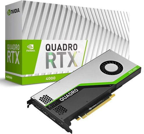 Продам Видеокарты quadro rtx 4000 8gb