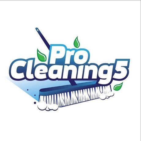 Професионално почистване на домове,офиси,бизнес сгради