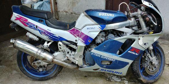 Suzuki gsxR 1994
