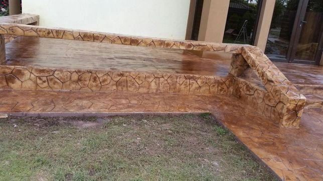 Contactati-ne pentru pavarea cu beton amprentat orizontal sau vertical