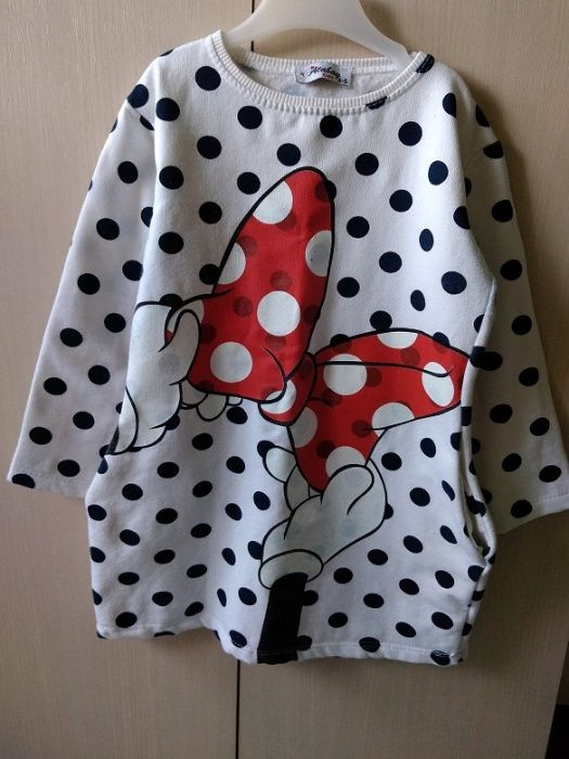 Set Minnie - rochita + jacheta 4-5 ani Baia Mare - imagine 1