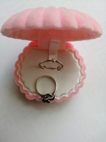Сребърни пръстенчета