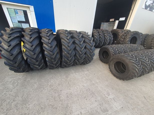 cauciucuri noi 14.9-30 agricole 10 pliuri pentru tractor spate deutz