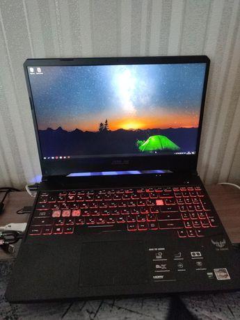 Игровой ноутбук Asus Tuf fx505DT