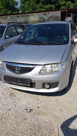 Mazda Premacy 2001 на части