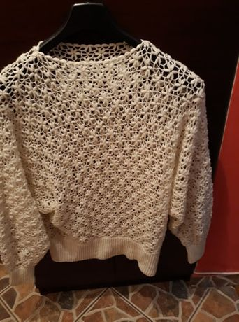 Bluza lucrata manual, pentru adolescente