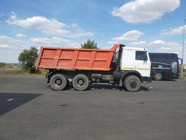 Услуги МАЗ Камаз хова шахман грузовик самосвал свал