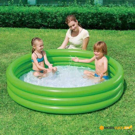 РАСПРОДАЖА! Детский надувной бассейн 183 см