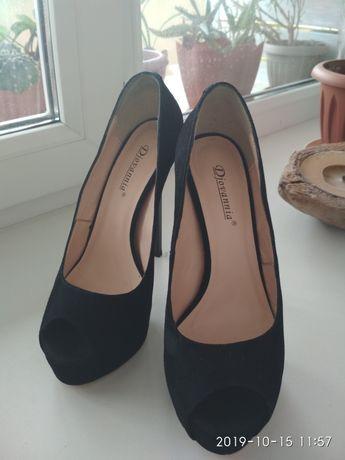 Новые классные туфли!