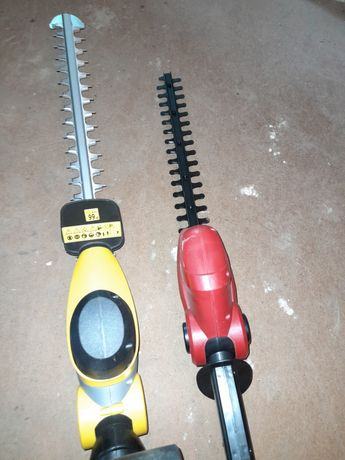 Foarfeca (trimmer) electrice gard viu/ crengi copaci
