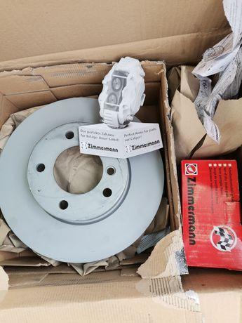 Discuri și plăcuțe de frână pt BMW cu senzor