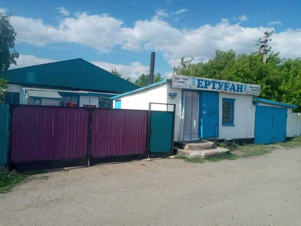 СРОЧНА Продам дом с магазином в п.Родина (Рассрочка,варианты)