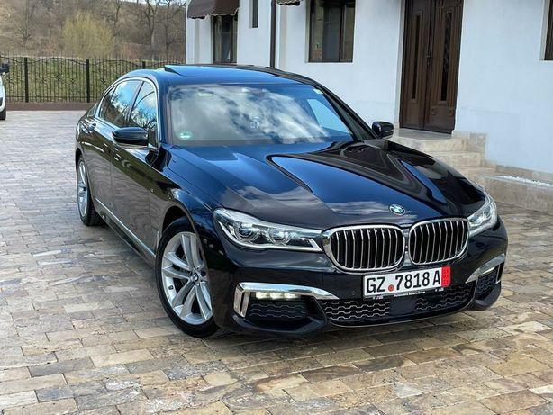 2017 BMW 740 LD Xdrive M Pachet Extra Full