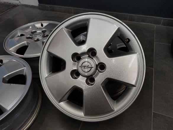 Джанти 15'' - 5х110 - Opel -
