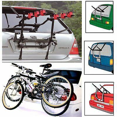 Вело стойка за багажник на кола за 3 колелета - общо до 45кг